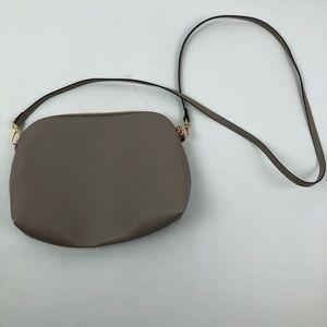 H&M shoulder bag lightweight taupe